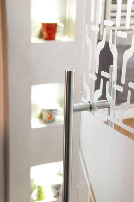 kitchen: Cucina in stile in stile Moderno di FLAPstudio | ArchitecturalDesignLAB