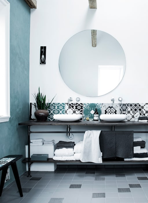 Copenhagen Bath - Bathroom inspirations:   von Copenhagen Bath,Skandinavisch