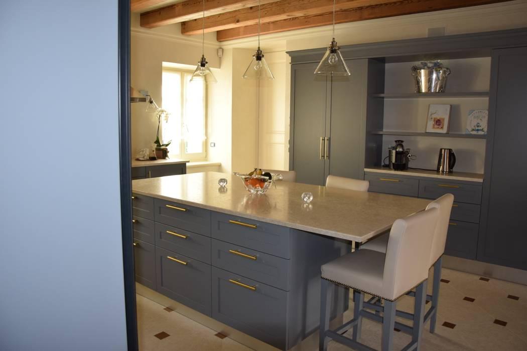 Cucina: Cucina in stile In stile Country di Studio Feiffer & Raimondi