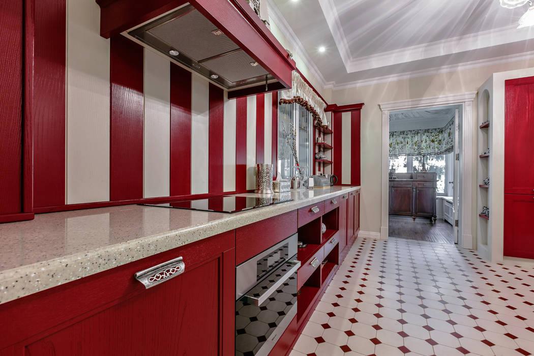 Classic style kitchen by Дизайн бюро Оксаны Моссур Classic