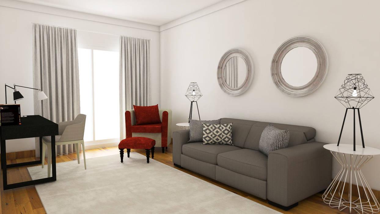 Bureau moderne par FEMMA Interior Design Moderne