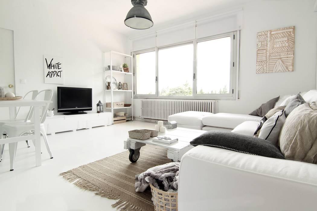 Skandinavische wohnzimmer von alquimia deco skandinavisch ...