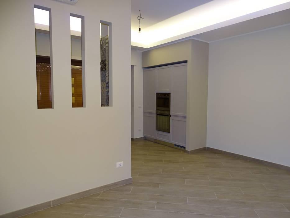 Salas de estilo ecléctico de NicArch Ecléctico