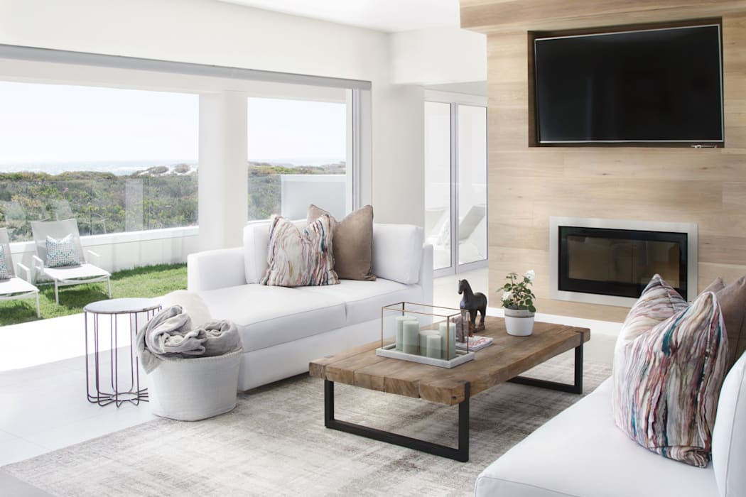 Living room by Salomé Knijnenburg Interiors, Modern