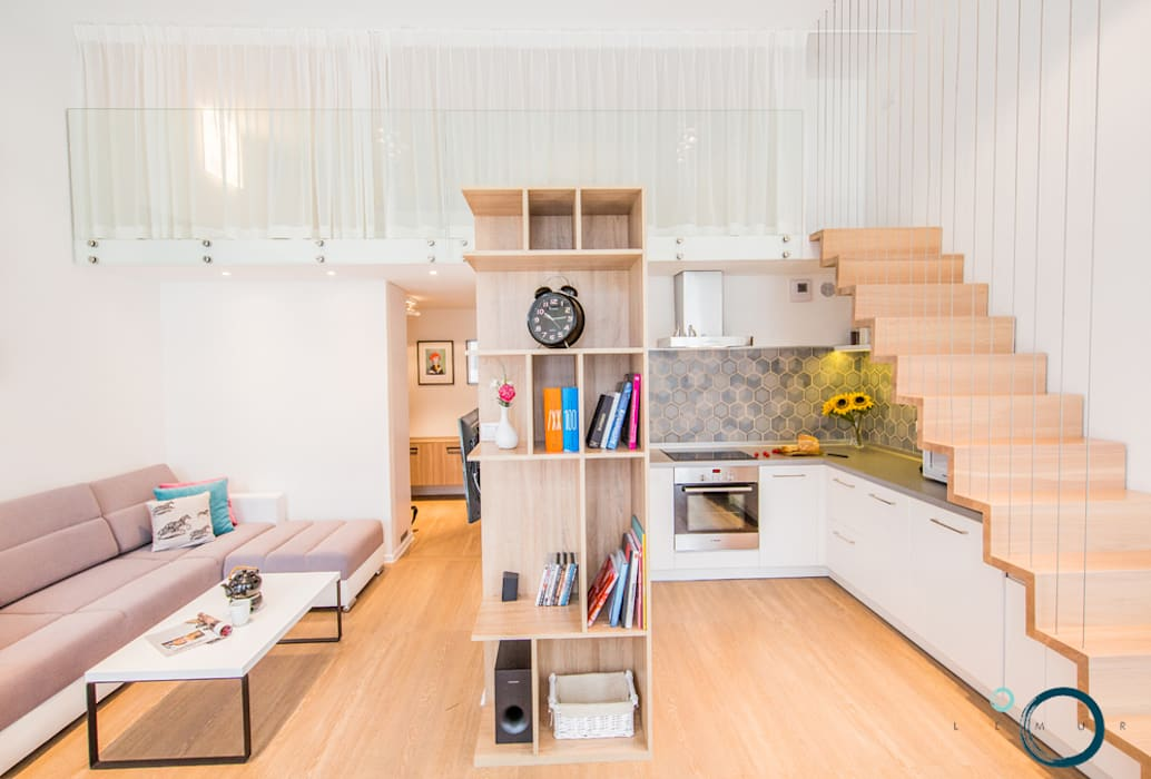 Küche von LEMUR Architekci, Modern