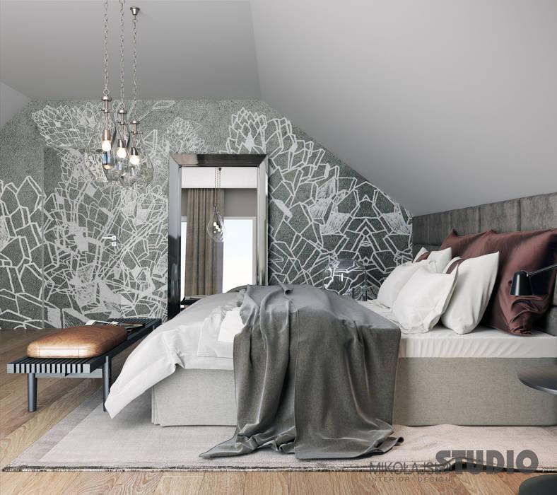 Elegante schlafzimmer design ideen: schlafzimmer von ...