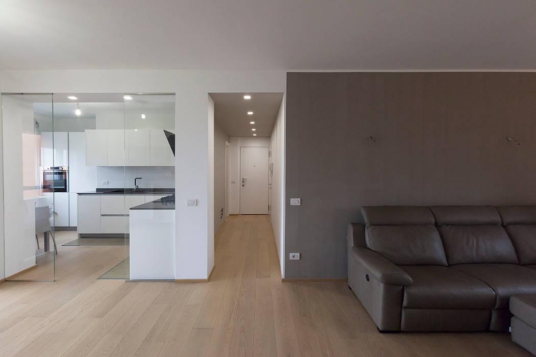 Salones de estilo moderno de Laura Galli Architetto Moderno