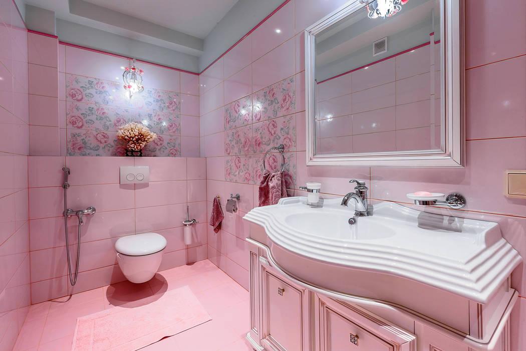 Classic style bathroom by Дизайн бюро Оксаны Моссур Classic