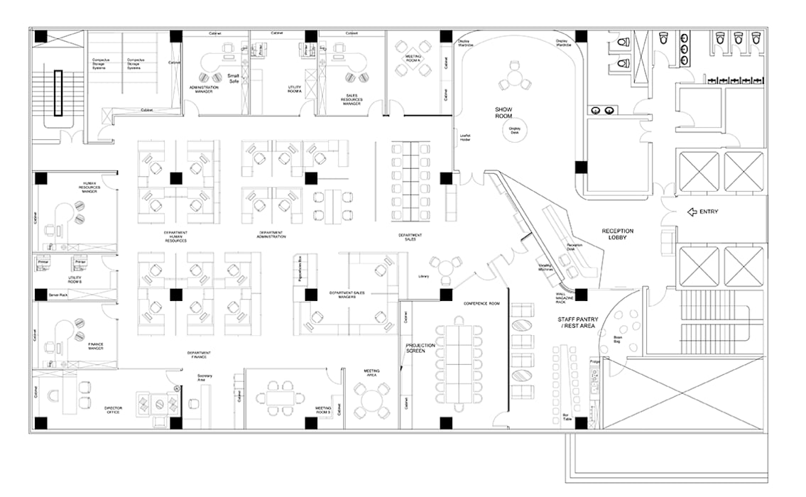 Floor Plan:   by Much Creative Communication Limited,