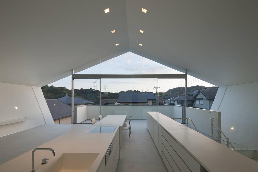 ห้องครัว by 森裕建築設計事務所 / Mori Architect Office
