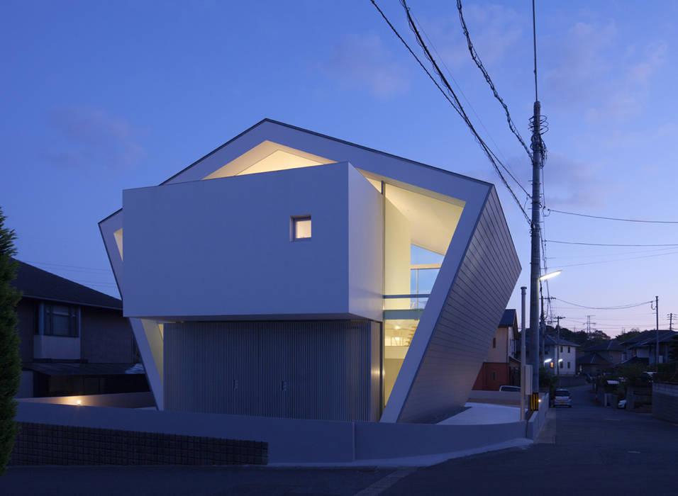 บ้านและที่อยู่อาศัย by 森裕建築設計事務所 / Mori Architect Office