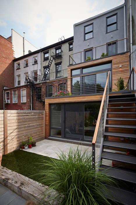 Rumah Modern Oleh Sarah Jefferys Design Modern