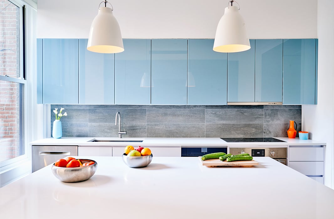 Park Slope Townhouse Sarah Jefferys Design Modern Kitchen