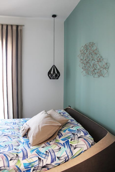 Modern Bedroom by Arch. Rosalba Di Maio Modern
