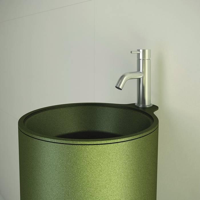 Torneiras Flow Casas de banho modernas por Water Evolution Moderno