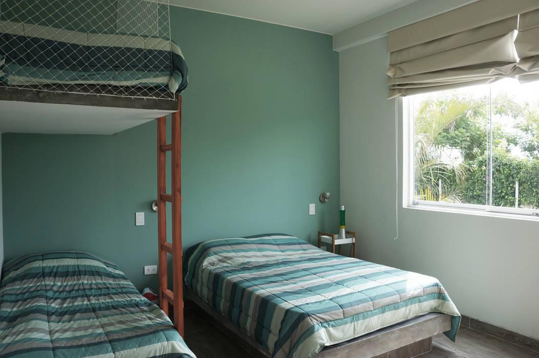 Спальня в рустикальном стиле от malu goni Рустикальный