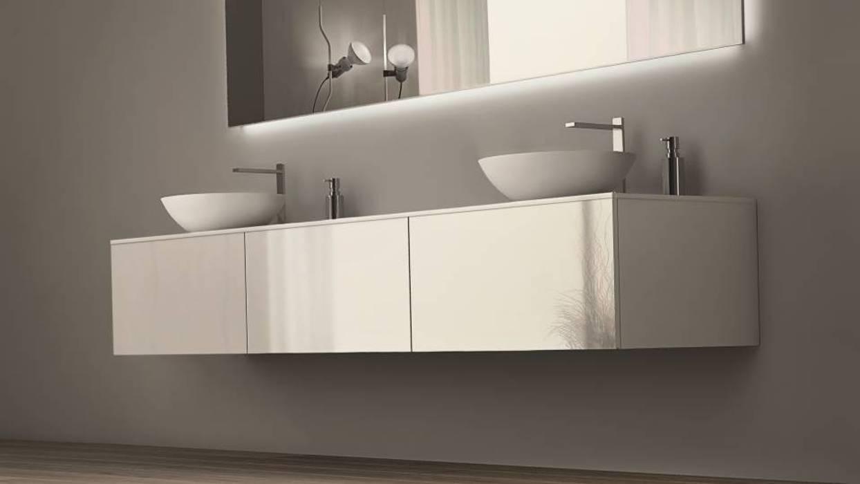 Torneiras I Tap Casas de banho modernas por Water Evolution Moderno