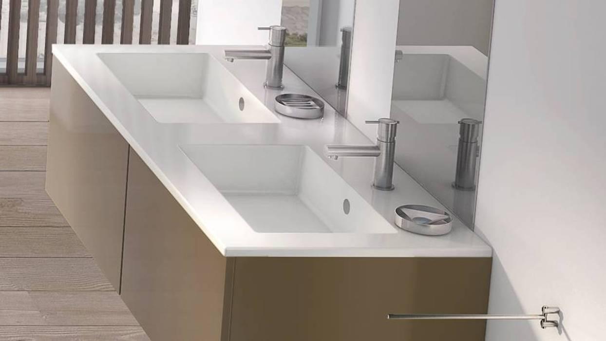Torneiras S22: Casas de banho  por Water Evolution,