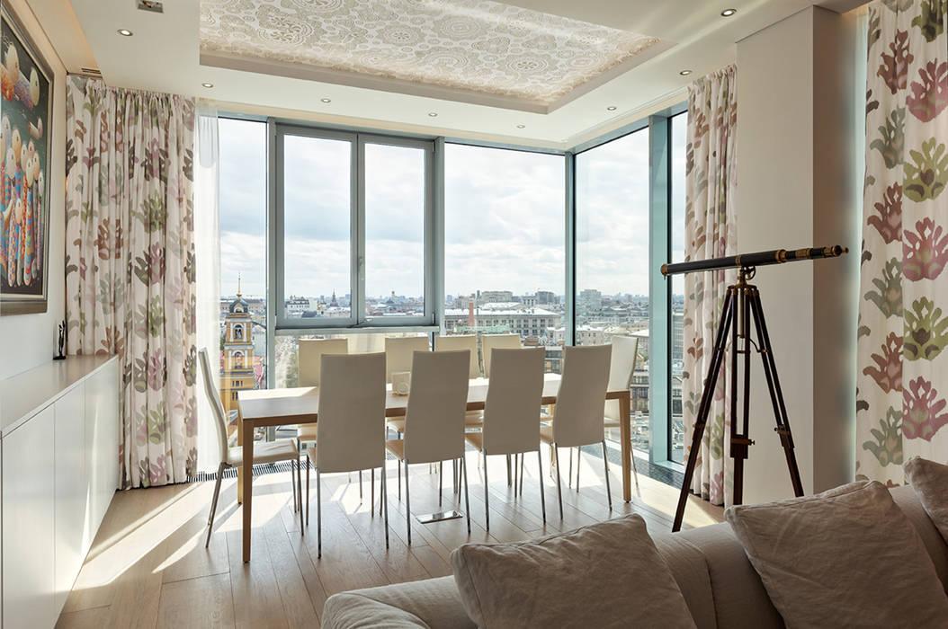 Dining room by Elena Potemkina