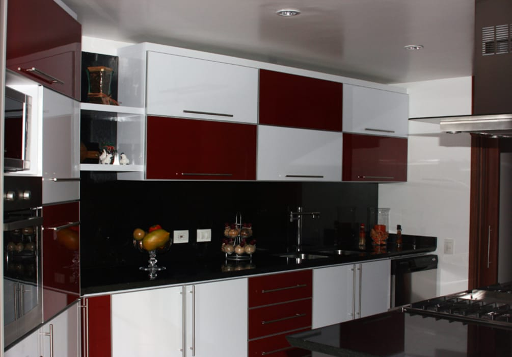Cocinas modernas de bdl concept/studio Moderno