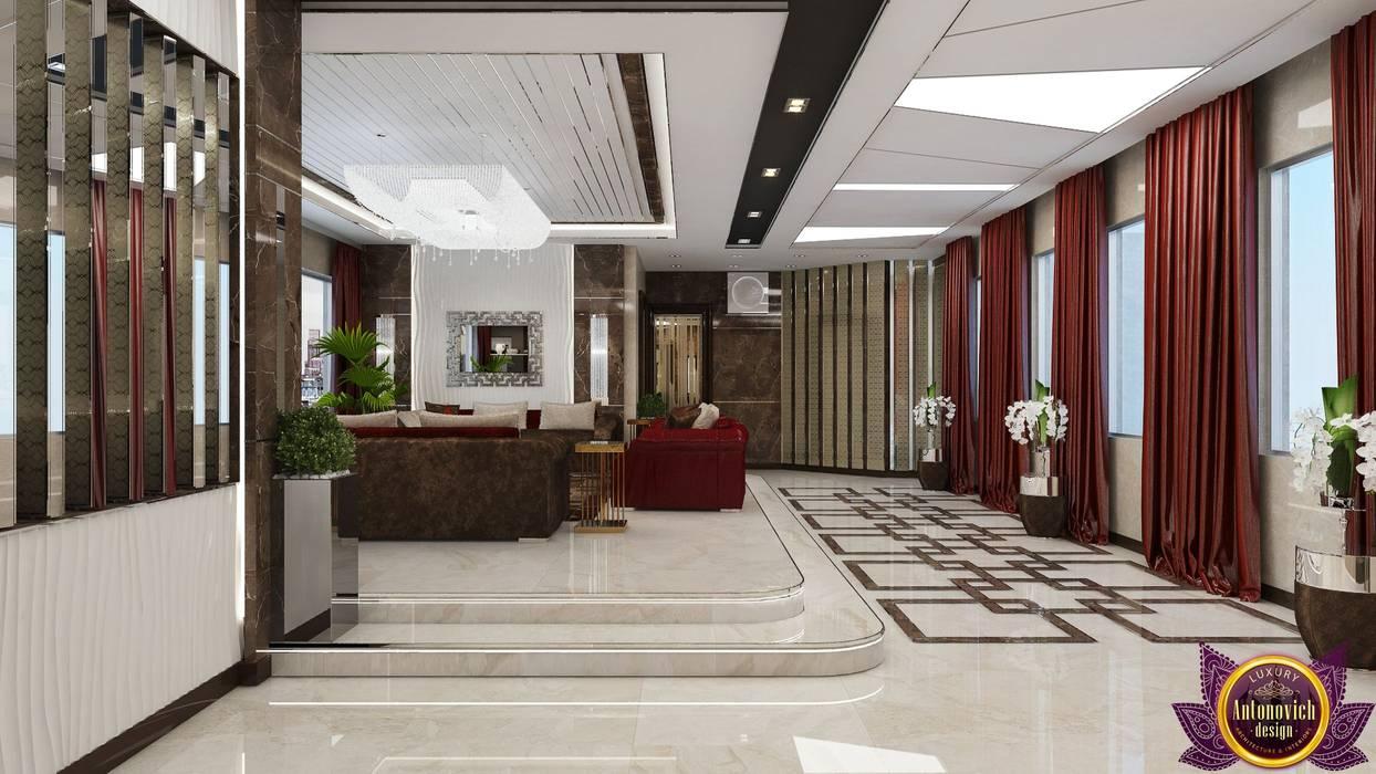 Luxury Antonovich Design Living room