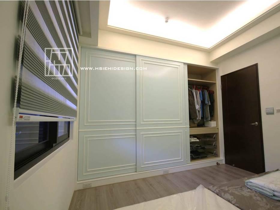 小孩房:  臥室 by 協億室內設計有限公司