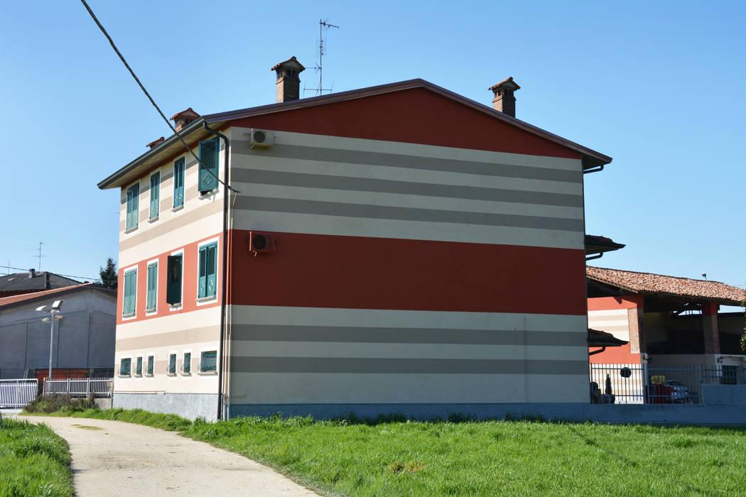 Foto realizzazione: Case in stile in stile Rustico di TRIIIO