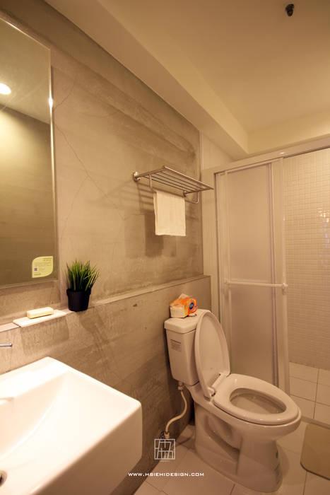 浴室 根據 協億室內設計有限公司 工業風