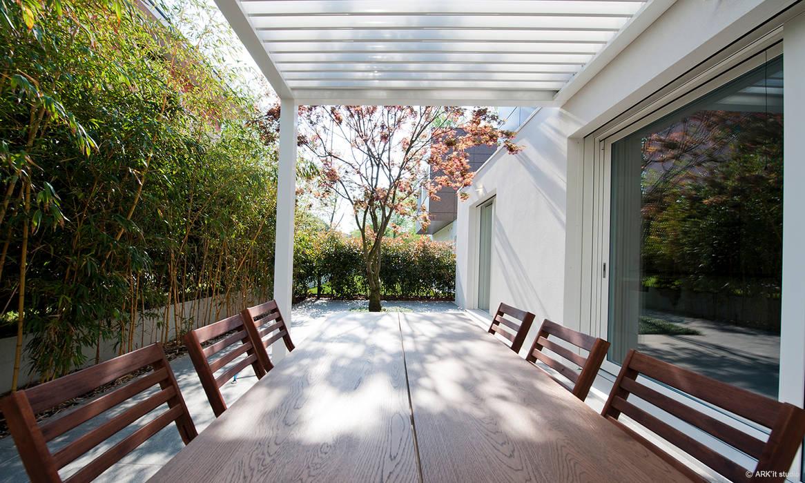 Giardino Dinverno In Casa : Casa vr giardino d inverno in stile di ark it studio homify