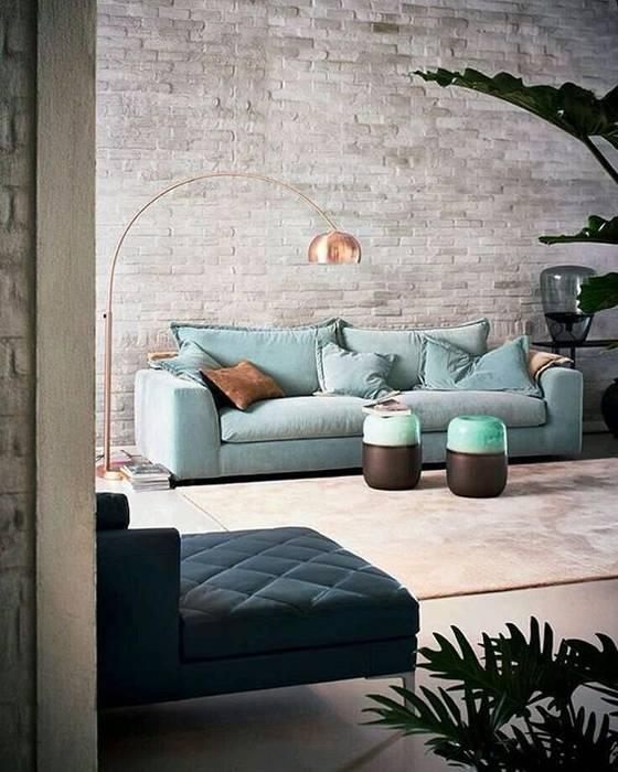 Living Room: Salas de estar  por No Place Like Home ®,