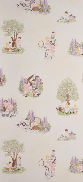 HOLIDAY Wallpaper 10m Roll de Hevensent Clásico