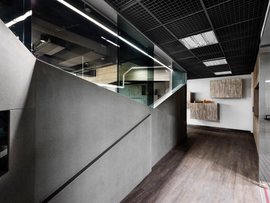 Modern office buildings by 拾雅客空間設計 Modern