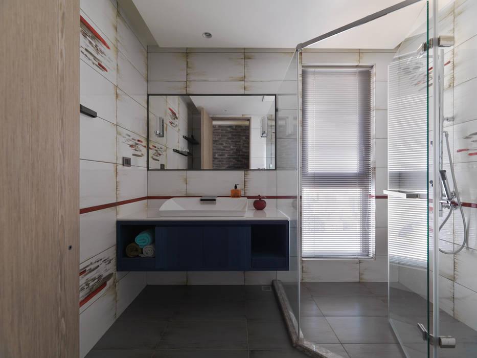 Modern windows & doors by 拾雅客空間設計 Modern