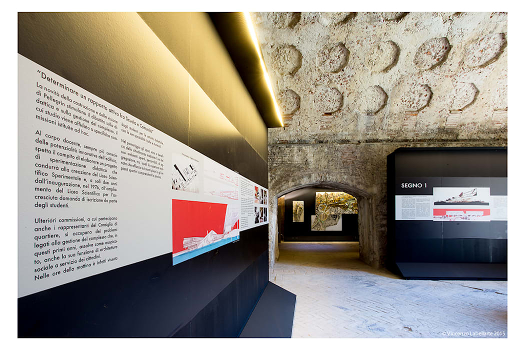 Musea door Studio Bianchi Architettura