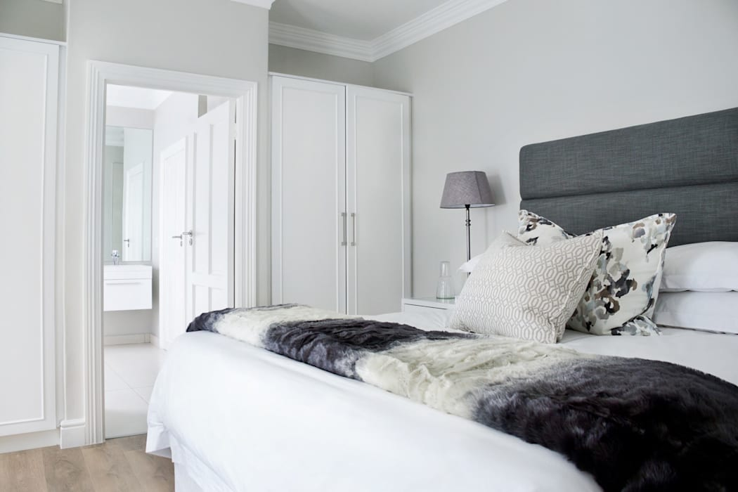 Bedroom 4 Colonial style bedroom by Salomé Knijnenburg Interiors Colonial