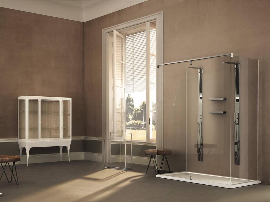 Combine as várias linhas Water Evolution Casas de banho modernas por Water Evolution Moderno