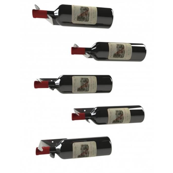 Garrafeiros - Adegas para Vinho Wine cellar Metal Black
