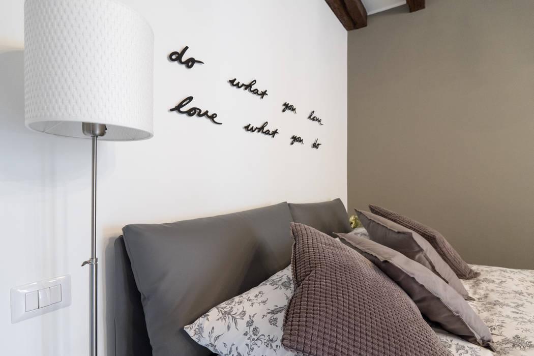 Dormitorios de estilo moderno de studio ferlazzo natoli Moderno
