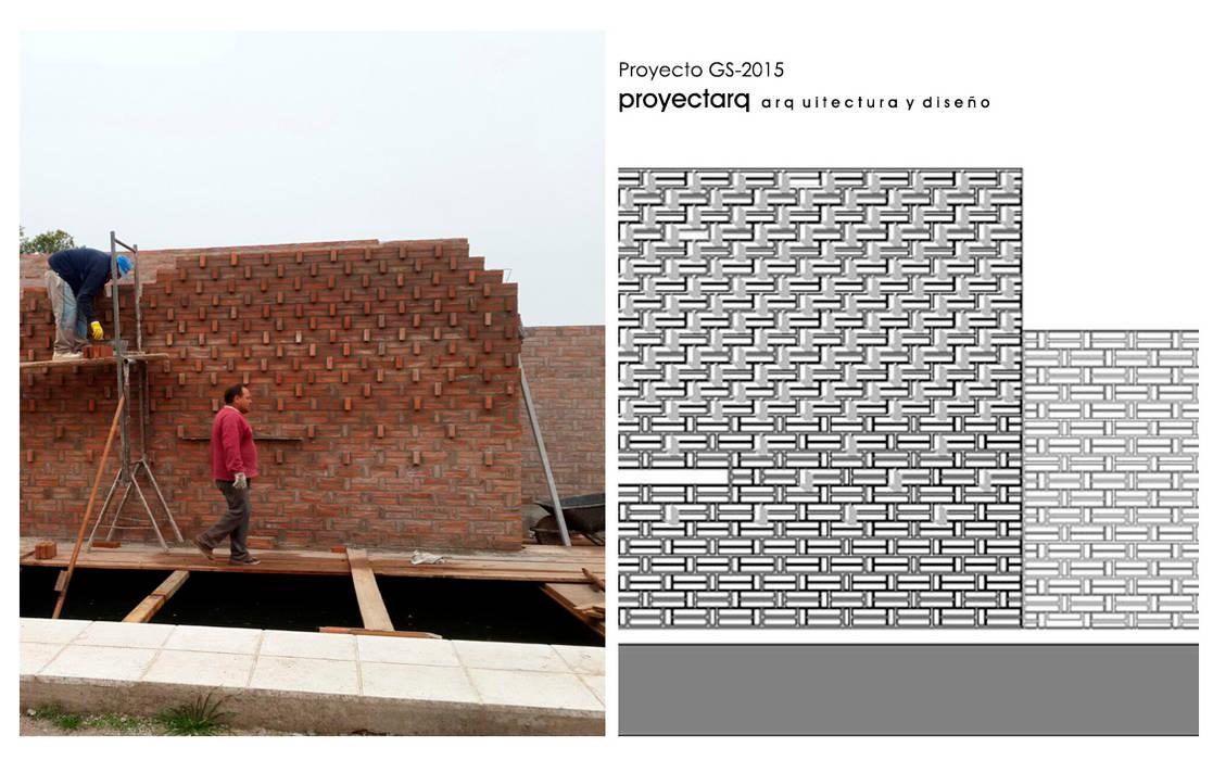 Pileta Piletas modernas: Ideas, imágenes y decoración de Proyectarq Moderno