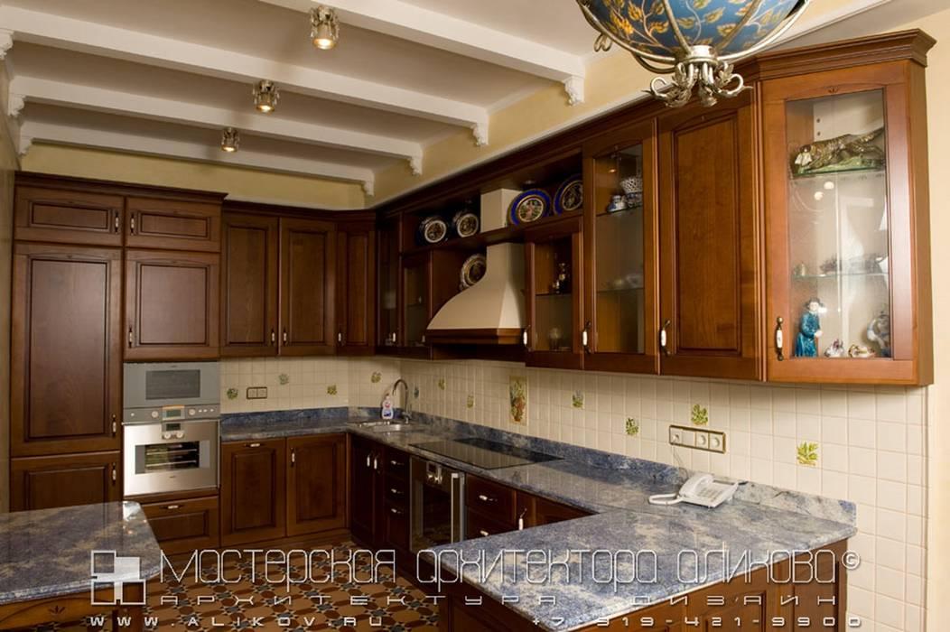 Hotels by Мастерская архитектора Аликова