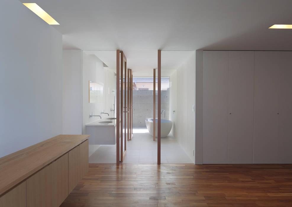 ห้องน้ำ by 森裕建築設計事務所 / Mori Architect Office