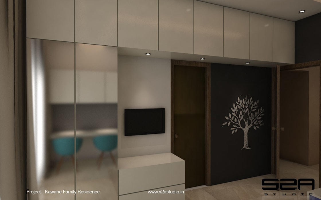 Schlafzimmer von S2A studio
