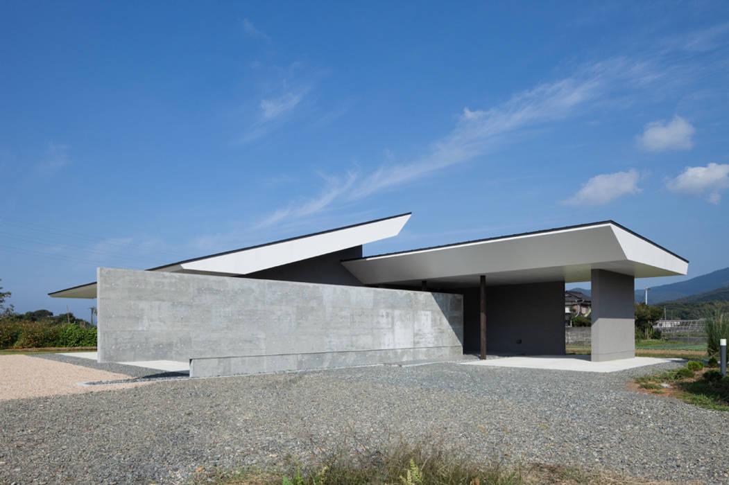 森裕建築設計事務所 / Mori Architect Office의  주택