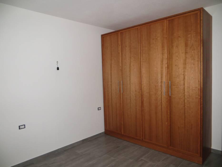 Armadio in legno di ciliegio per camera da letto camera da ...