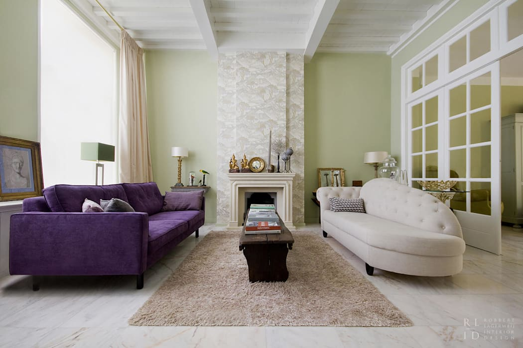 в . Автор – Robbert Lagerweij Interior Design, Классический