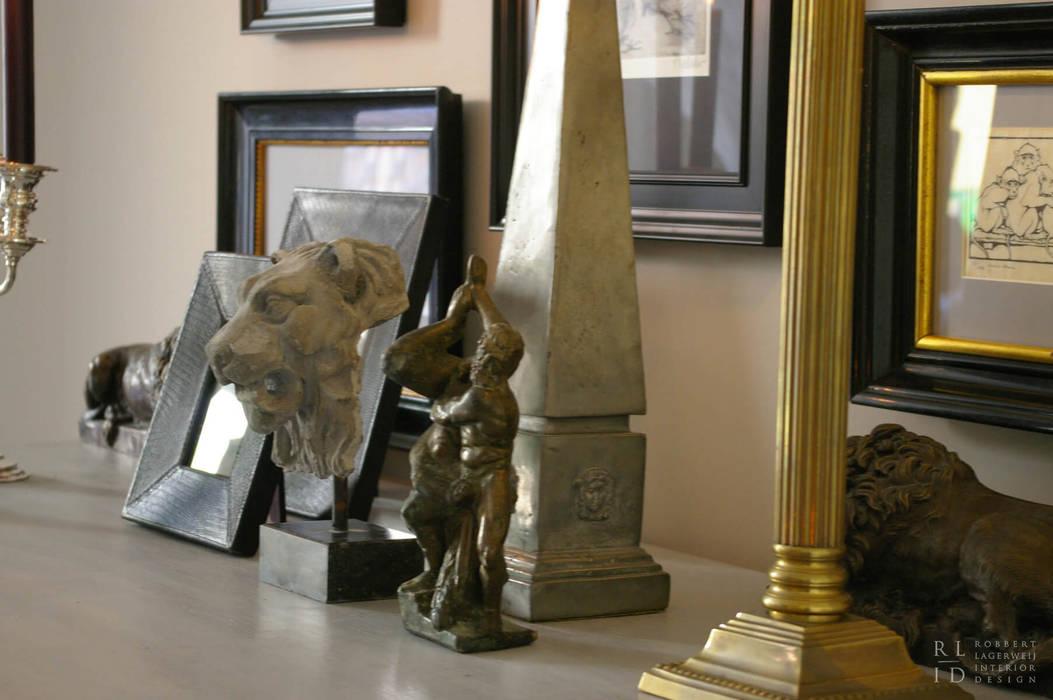 Robbert Lagerweij Interior Design Salas/RecibidoresAccesorios y decoración Cobre/Bronce/Latón Gris