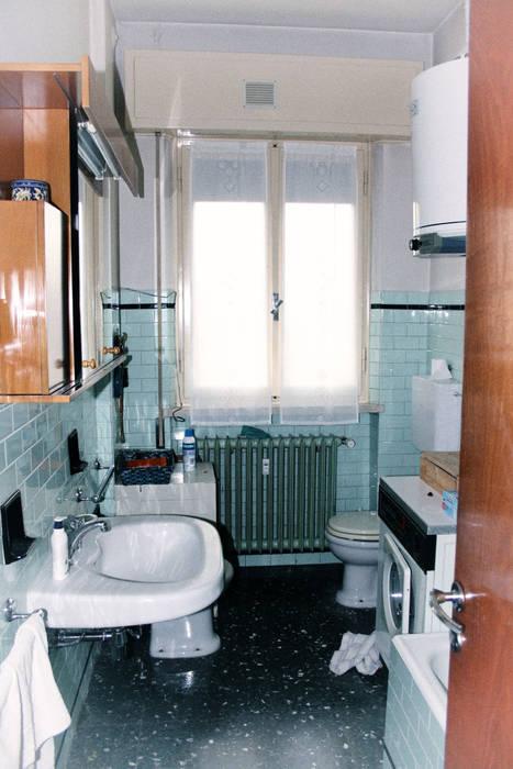 casas de banho por flavia benigni architetto moderno homify