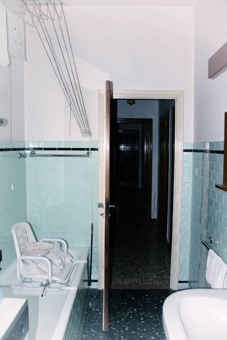 Arredo Bagno Anni 50.Ristrutturazione E Arredo Di Un Appartamento Anni 50 Bagno In