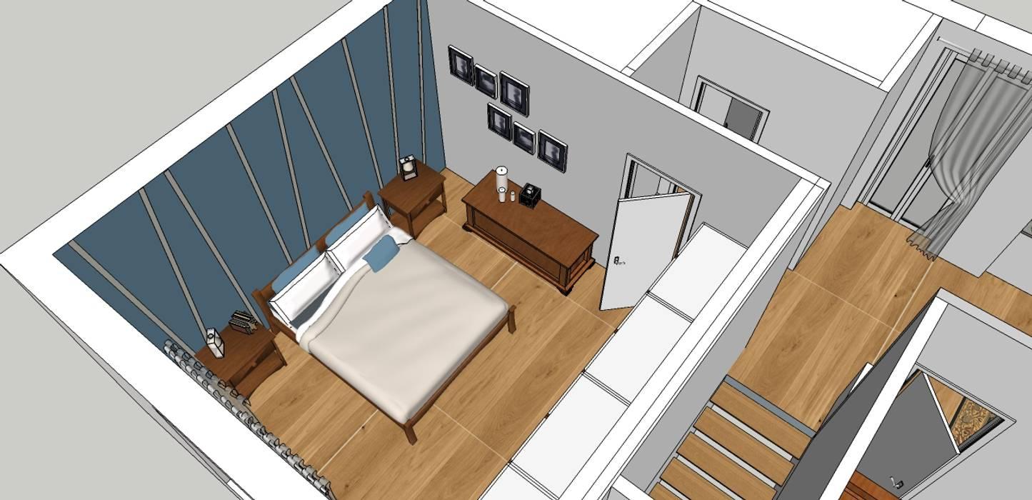 Gli altri ambienti della casa!: Camera da letto in stile in stile Classico di Arch&G