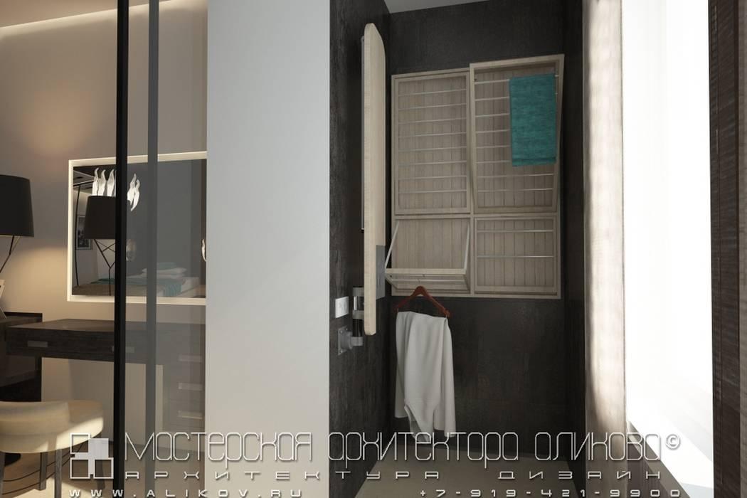 Baños de estilo  de Мастерская архитектора Аликова, Moderno